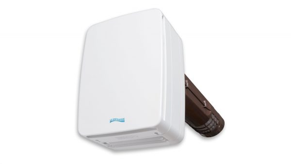 Fan with Double Flow Heating Recovery Unit V-ECO100